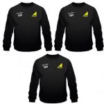 Embroidered Gas Safe Sweatshirt 3 Pack